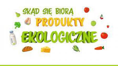 Skąd się biorą produkty ekologiczne?