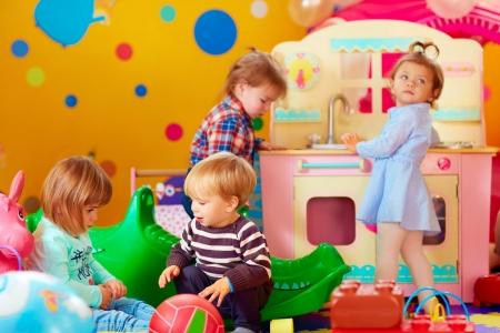 Witaj w przedszkolu: zajęcia adaptacyjne